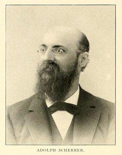 Adolf Scherrer