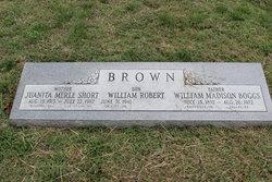 Juanita Merle <I>Short</I> Brown