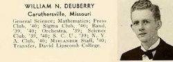 William N Deuberry