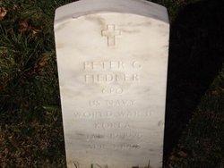 Peter G Fiedler