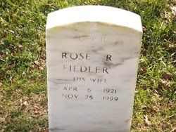 Rose R Fiedler