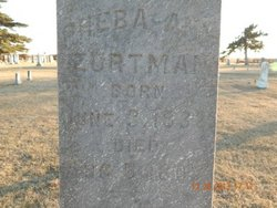 Pheba Ann <I>Hughes</I> Zortman