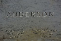 Josephine Sabel Anderson