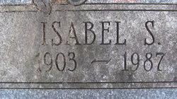 Isabel <I>Snyder</I> Fahnestock