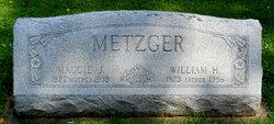 Margaret Jane <I>Snell</I> Metzger