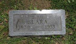 Clara <I>Keener</I> Gotwalt