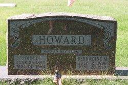 Bernadine M. Howard