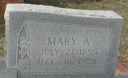 Mary Alma Pearson