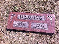 """Laura Mae """"Lula"""" <I>Henry</I> Birdsong"""