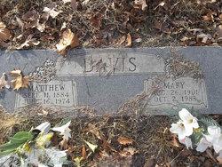 Mary <I>Brown</I> Davis