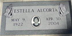 Estella <I>Valero</I> Alcorta