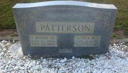 Lela H <I>Hughes</I> Patterson