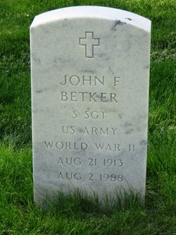 John Francis Betker