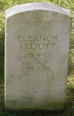 Eleanor Elliott Betting
