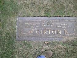 Amy May <I>Troxell</I> Girton