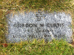Gordon W Curtis
