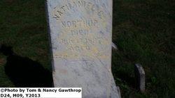 Nathaniel C Northup