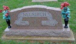 "Frederick ""Fred"" Neukirch"