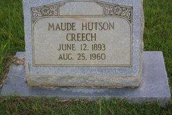 Anna Maude <I>Gardner</I> Creech