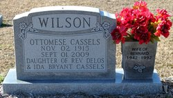 Ottomese <I>Cassels</I> Wilson