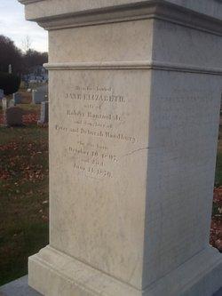 Jane Elizabeth <I>Woodbury</I> Rantoul