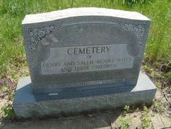 Haley-Moss Cemetery