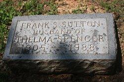 Frank Sims Sutton
