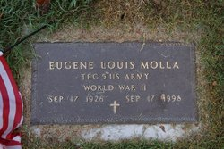 Eugene Louis Molla