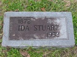 Ida Elvira <I>Barnett</I> Stuart