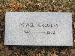 Powel Crosley, Sr