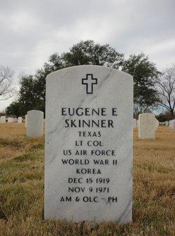 """Eugene Elam """"Gene"""" Skinner"""