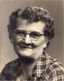 Delia Mae <I>Bowman</I> Hamilton