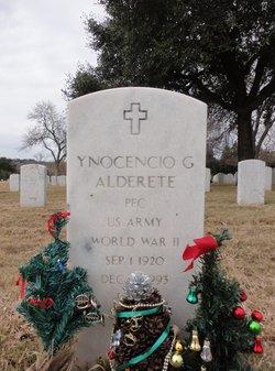 Ynocencio G Alderete