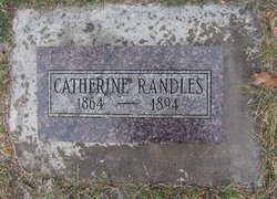 Catherine <I>Gray</I> Randles