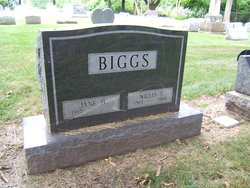 Willis Stearling Biggs