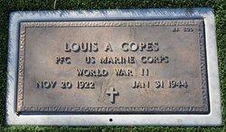 PFC Louis Andrew Copes