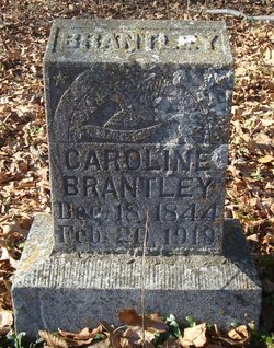 "Mary J ""Caroline"" Brantley"