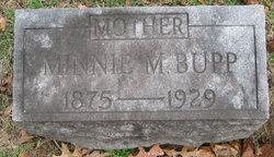 Minnie M. <I>Seitz</I> Bupp