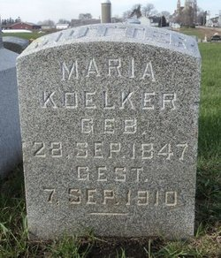 Maria <I>Sudmier</I> Koelker