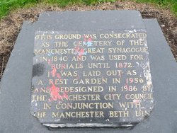 Manchester Great Synagogue Cemetery (Jewish)