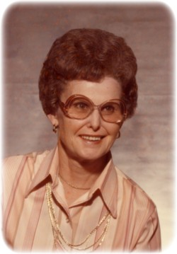 Alma Jean <I>Johnston</I> Simmons