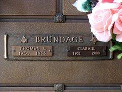Clara Etta Brundage