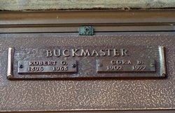 Cora B. Buckmaster