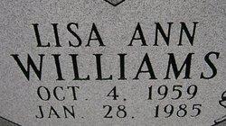 Lisa Ann Williams