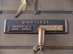 Ernest Leroy VanWalker