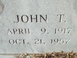 John T Bain