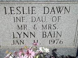 Leslie Dawn Bain