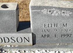 Ellie <I>Morrison</I> Dodson