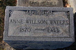 Anne Willson Waters