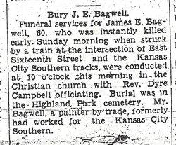 James Edward Bagwell